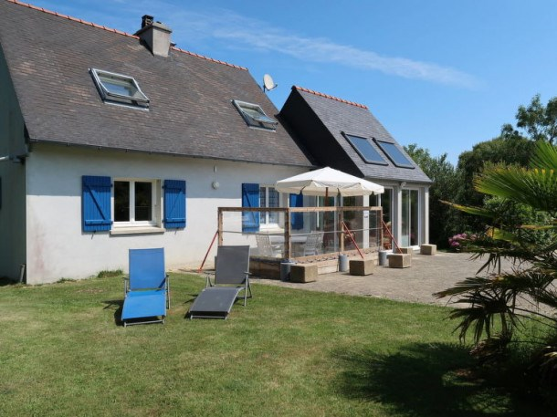 Location vacances Camaret-sur-Mer -  Maison - 6 personnes - Barbecue - Photo N° 1