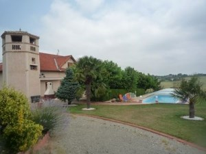 Location vacances Mirabel -  Appartement - 6 personnes - Barbecue - Photo N° 1