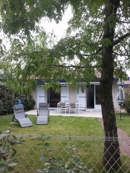 Location vacances Lanton -  Maison - 5 personnes - Barbecue - Photo N° 1