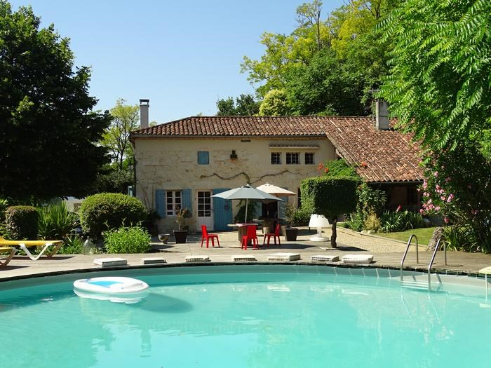 Location vacances Bon-Encontre -  Maison - 7 personnes - Barbecue - Photo N° 1