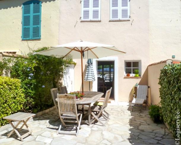 Location vacances Grimaud -  Maison - 4 personnes - Télévision - Photo N° 1