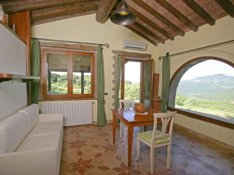 Maison pour 1 personnes à Roccastrada