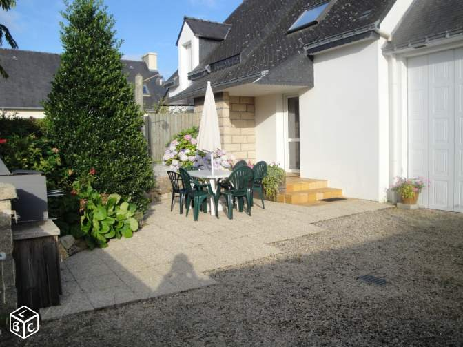 Location vacances Carnac -  Appartement - 8 personnes - Barbecue - Photo N° 1