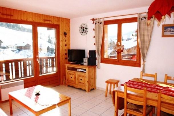 Location vacances Le Grand-Bornand -  Appartement - 6 personnes - Chaîne Hifi - Photo N° 1