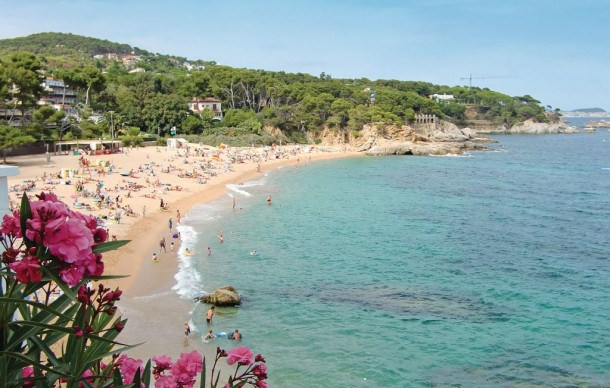 Location vacances Castell-Platja d'Aro -  Appartement - 7 personnes - Barbecue - Photo N° 1