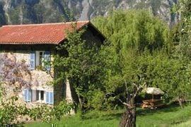 Location vacances Roquebillière -  Gite - 3 personnes - Barbecue - Photo N° 1