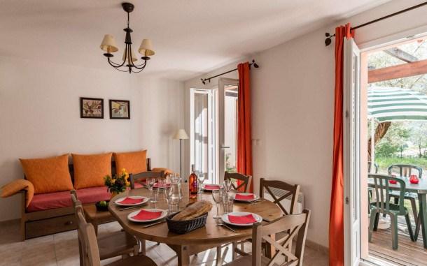 Location vacances Nyons -  Maison - 4 personnes - Salon de jardin - Photo N° 1