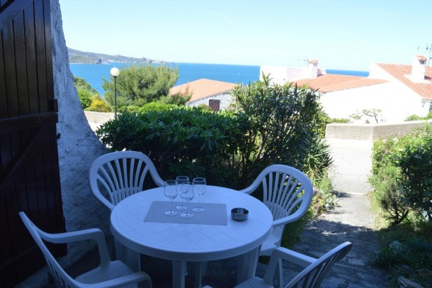Appart 2 pièces 4 couchages BANYULS SUR MER