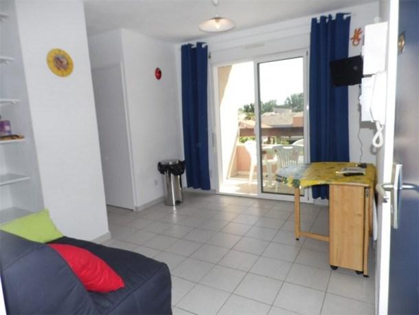Location vacances Marseillan -  Appartement - 4 personnes - Télévision - Photo N° 1