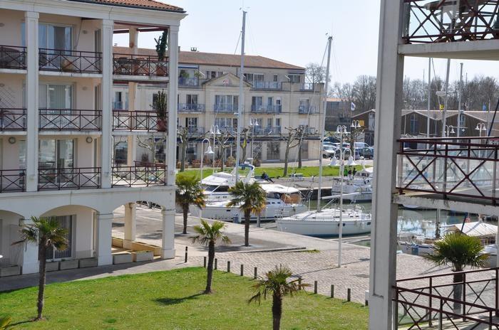 Location vacances Rochefort -  Appartement - 4 personnes - Jardin - Photo N° 1