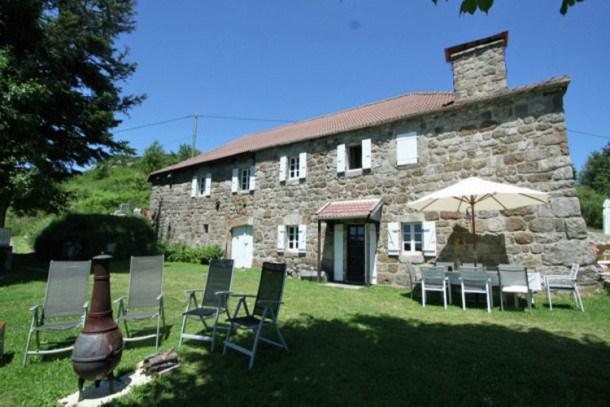 Location vacances Cros-de-Géorand -  Maison - 12 personnes - Barbecue - Photo N° 1