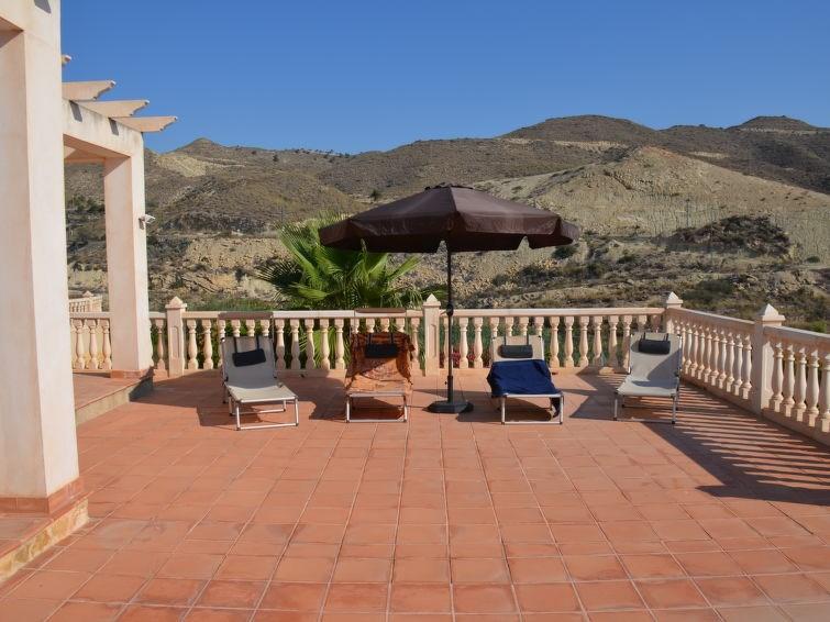 Maison pour 8 à El Campello/Villajoyosa