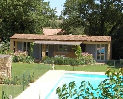 La Calade - 4 lodging 10' Avignon swimming pool - Saze