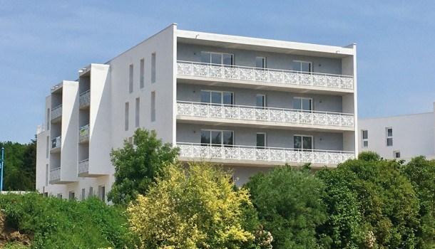 Location vacances Jonzac -  Appartement - 4 personnes - Télévision - Photo N° 1