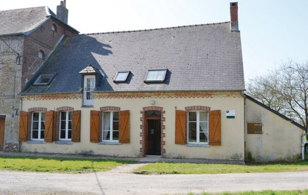 Location vacances Chigny -  Maison - 8 personnes - Barbecue - Photo N° 1
