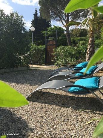 Location vacances Sainte-Maxime -  Maison - 9 personnes - Barbecue - Photo N° 1