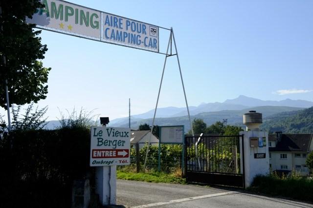 Camping Le Vieux Berger