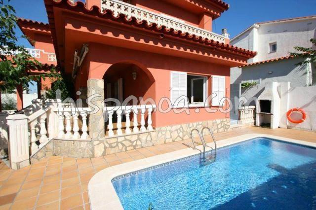 Villa 8 personnes à Escala - maison piscine privée Costa Brava |25