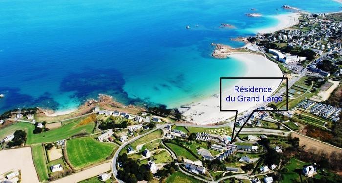 Alquileres de vacaciones Trévou-Tréguignec - Apartamento - 4 personas - BBQ - Foto N° 1