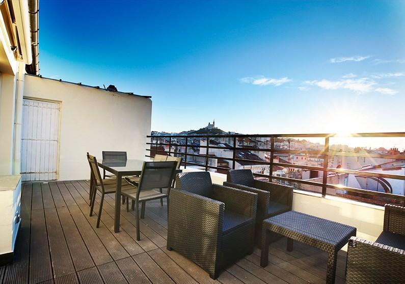 Location vacances Marseille -  Appartement - 7 personnes -  - Photo N° 1