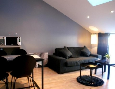 Location vacances Ambérieu-en-Bugey -  Appartement - 2 personnes - Télévision - Photo N° 1
