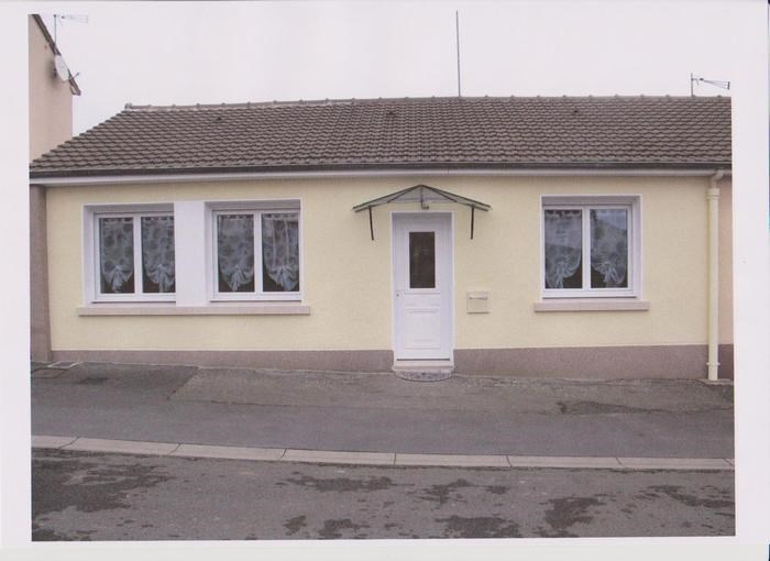 Holiday rentals Sillé-le-Guillaume - House - 4 persons - Garden - Photo N° 1