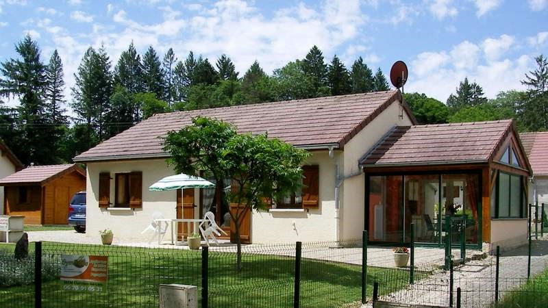 Holiday rentals Pont-de-Poitte - House - 4 persons - BBQ - Photo N° 1