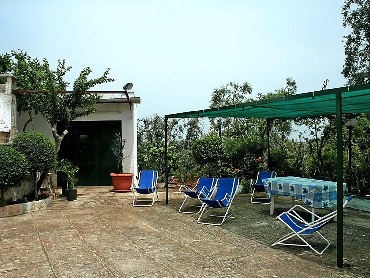 Maison pour 3 personnes à Ceglie Messapica