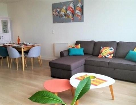 Location vacances La Turballe -  Appartement - 6 personnes - Télévision - Photo N° 1