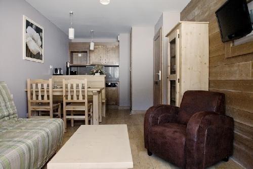 Location vacances La Bresse -  Appartement - 6 personnes - Télévision - Photo N° 1