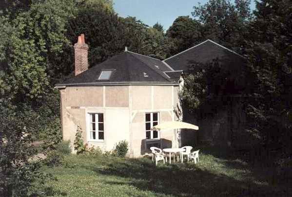 Location vacances Meung-sur-Loire -  Gite - 6 personnes - Barbecue - Photo N° 1