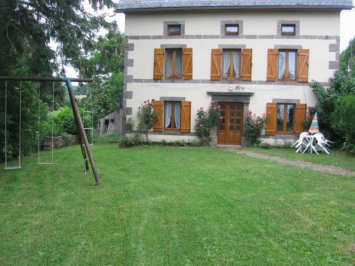 Alquileres de vacaciones Besse-et-Saint-Anastaise - Apartamento - 4 personas - Jardín - Foto N° 1