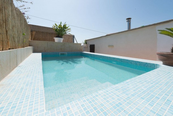 Location vacances Llubí -  Appartement - 6 personnes - Barbecue - Photo N° 1