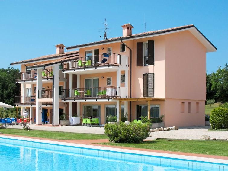 Appartement pour 3 personnes à Garda