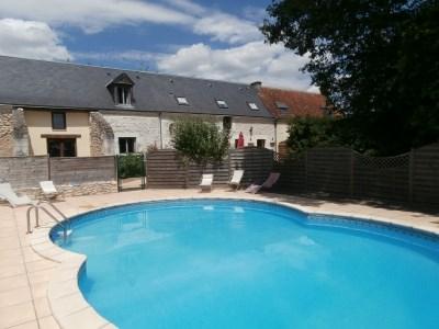 Location vacances Saint-Quentin-sur-Indrois -  Gite - 8 personnes - Barbecue - Photo N° 1