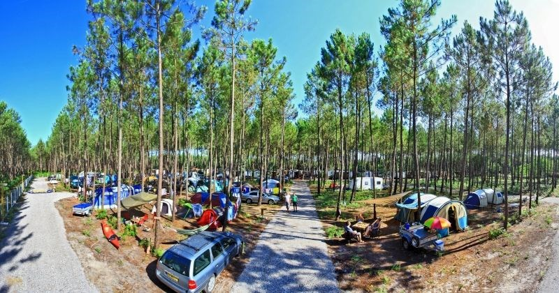 Location emplacement camping
