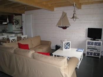 Ferienwohnungen Arlon - Hütte - 4 Personen - Kabel / Satellit - Foto Nr. 1