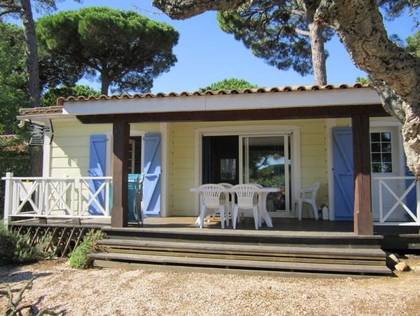 Maison californienne 3 chambres  8 personnes près de la plage