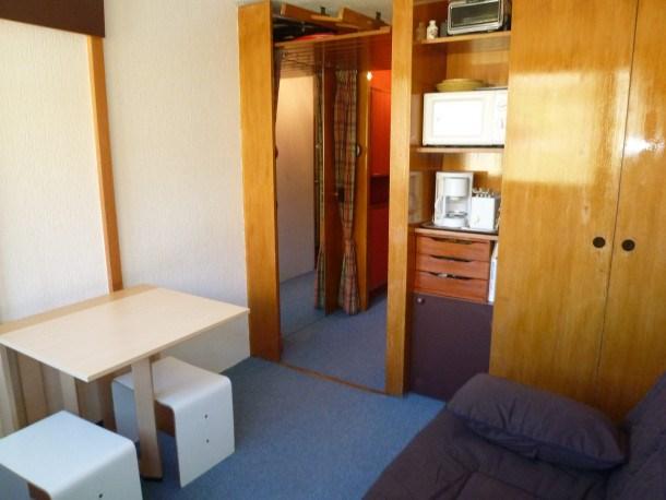 Location vacances Tignes -  Appartement - 2 personnes -  - Photo N° 1