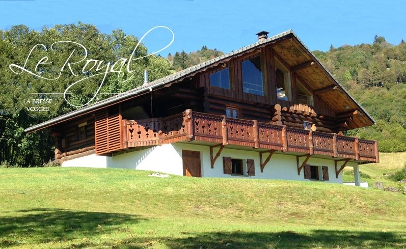 Holiday rentals La Bresse - House - 15 persons - BBQ - Photo N° 1