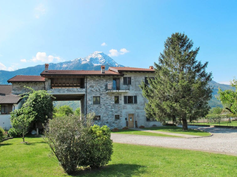 Appartement pour 2 personnes à Sorico Albonico