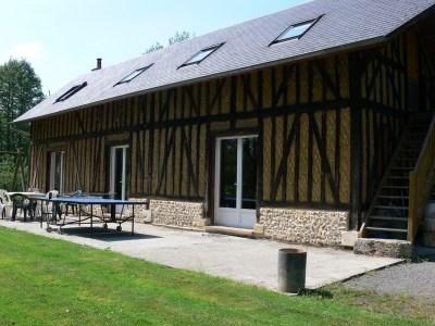 lodging of the river meadow - Bonneville-la-Louvet
