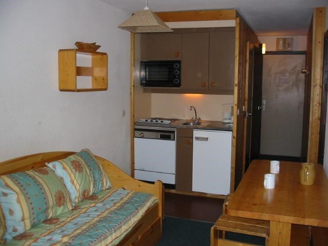 Appartement 2 pièces cabine 4 personnes (402)
