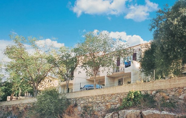 Location vacances Algajola -  Appartement - 4 personnes - Jardin - Photo N° 1