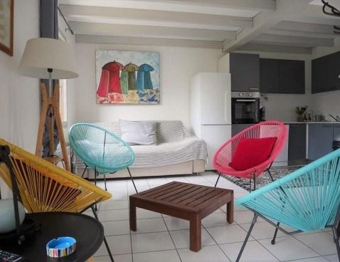 Location vacances Capbreton -  Maison - 4 personnes - Télévision - Photo N° 1