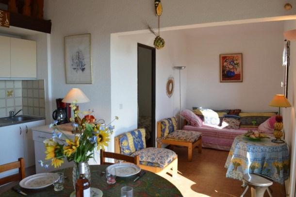 Location vacances Fleury -  Appartement - 6 personnes - Télévision - Photo N° 1