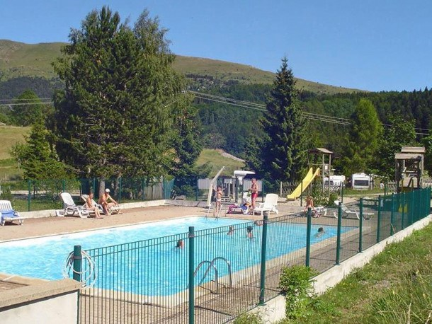 Location vacances Gresse-en-Vercors -  Maison - 6 personnes - Salon de jardin - Photo N° 1