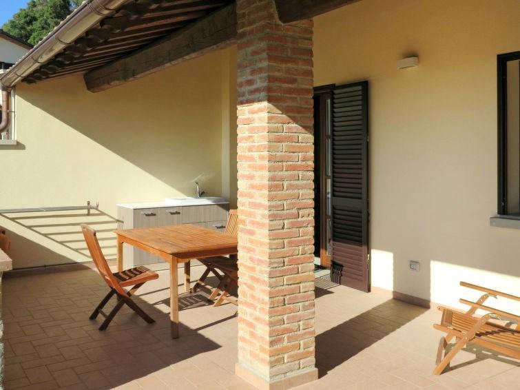 Appartement pour 2 personnes à Riparbella