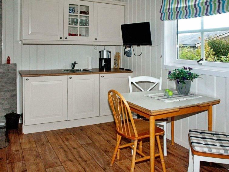 Maison pour 2 personnes à Brekstad