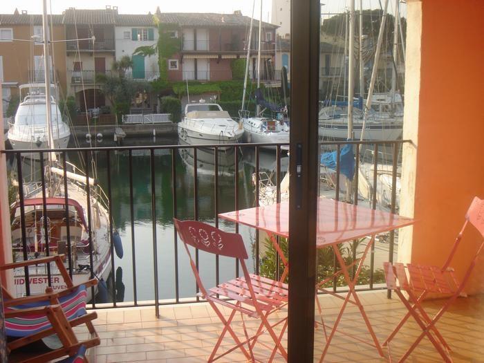 Location vacances Grimaud -  Appartement - 4 personnes - Jardin - Photo N° 1